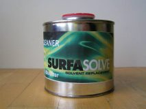 SURFASOLVE CLEANER – Der Aceton-Ersatz