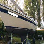 Bootsservice Zengerle Der Bootsaufbereiter LM30 Polieren