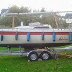 Der Bootsaufbereiter - Bootsservice Zengerle - Bordwandschutz im Winterlager