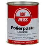 Bootsservice Zengerle - Der Bootsaufbereiter - ROTWEISS - Polierpaste