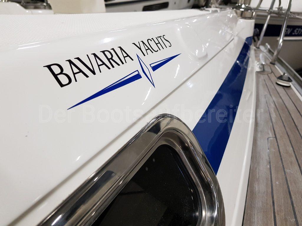 Bootsservice Zengerle - Der Bootsaufbereiter Polieren Aufbereiten Bavaria34